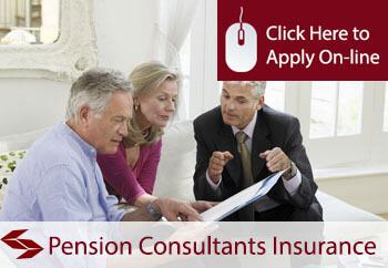 Pension Consultants Liability Insurance