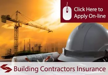 self employed building contractors liability insurance