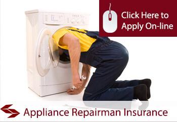 domestic appliance maintenance engineers tradesman insurance