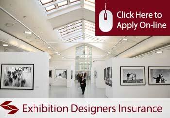 self employed exhibition designers liability insurance