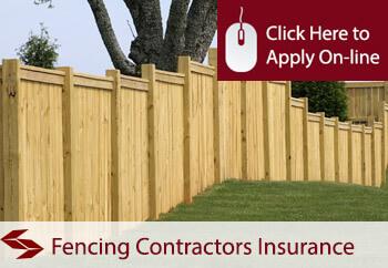 Fencing Contractors Tradesman Insurance