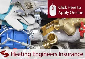 Domestic And Small Commercial Only Heating Engineers Tradesman Insurance