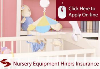 nursery equipment hirers insurance