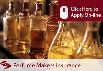 perfume makers insurance