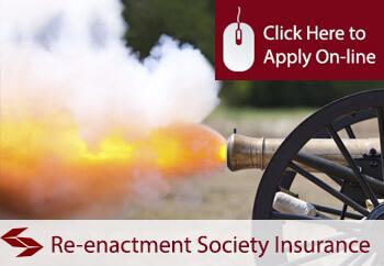 Self Employed Reenactment Societys Liability Insurance