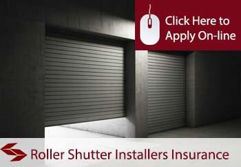 Roller Shutter Door Fitters Liability Insurance