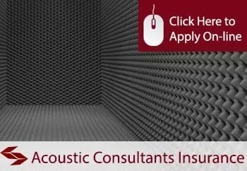 self employed acoustic consultants liability insurance