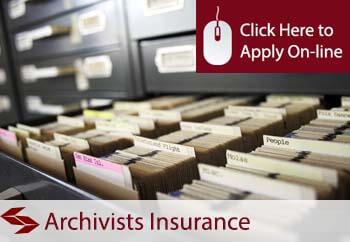 self employed archivists liability insurance