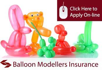 self employed balloon modellers liability insurance