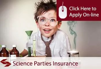 Science Party Organisers Liability Insurance