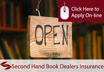 second hand book seller insurance