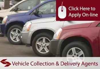 Vehicle Collection and Delivery Agents Insurance