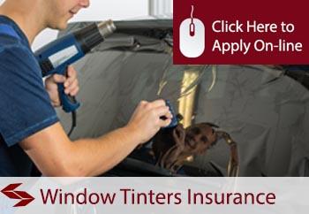Window Tinters Public Liability Insurance