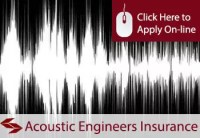 acoustic engineers professional indemnity insurance