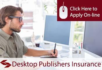 self employed desktop publishing services liability insurance