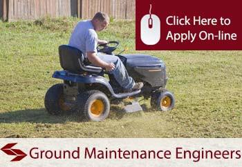 tradesman insurance for ground maintenance engineers