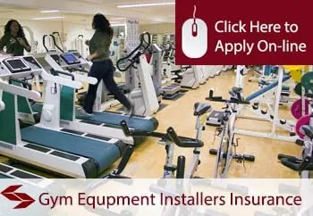 tradesman insurance for gym equipment installers