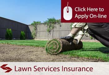 lawn services tradesman insurance
