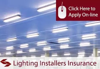 tradesman insurance for lighting installers