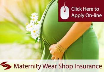 Maternity Wear Shop Insurance