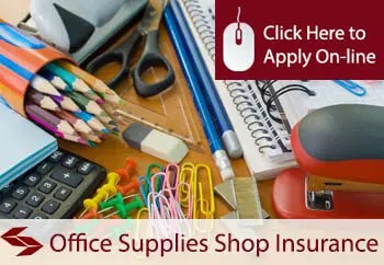 Office Supplies Shop Insurance