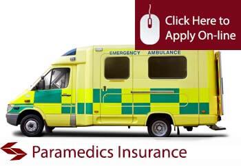 paramedics insurance