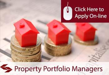 self employed property portfolio managers liability insurance