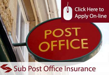 Sub Post Office Shop Insurance