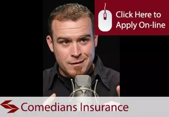self employed comedians liability insurance