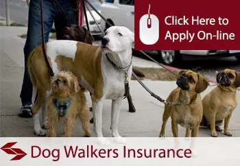 self employed dog walkers liability insurance