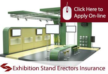 exhibition stand erectors tradesman insurance