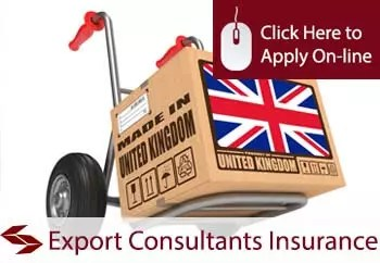 self employed export consultants liability insurance