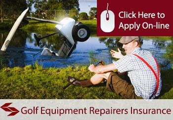 self employed golf equipment repairers liability insurance