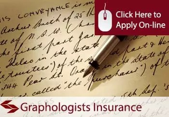 self employed graphologists liability insurance