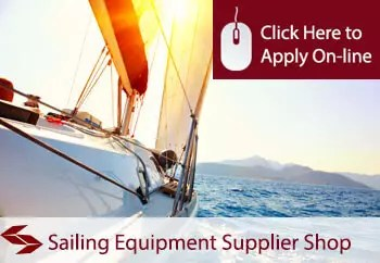 Sailing Equipment Supplier Shop Insurance