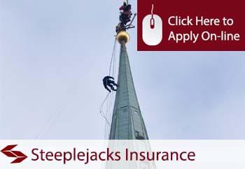 self employed steeplejacks liability insurance