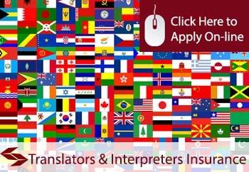Translator And Intepreter Professional Indemnity Insurance