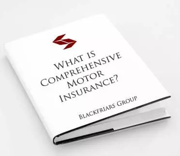 What is Comprehensive Motor Insurance?