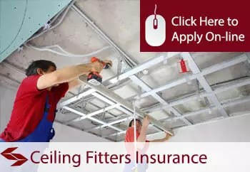 self employed ceiling fitters liability insurance