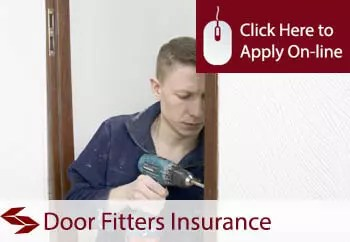 Self Employed Door Fitters Liability Insurance