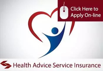 self employed health advice services liability insurance