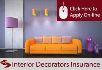 self employed interior decorators liability insurance