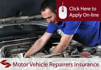 self employed motor vehicle repairers liability insurance