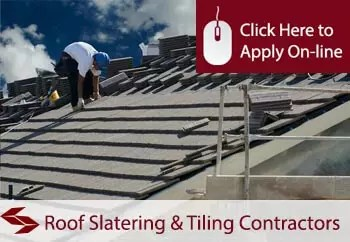 roof slatering and tiling contractor tradesman insurance