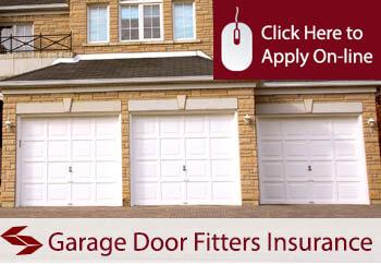 garage door fitters tradesman insurance