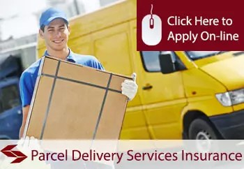 self employed parcel delivery services liability insurance