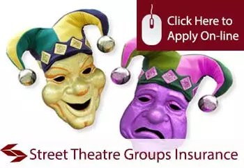 self employed street theatre groups liability insurance