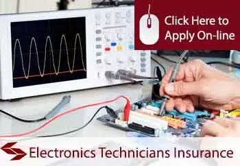 Electronics Technicians Professional Indemnity Insurance