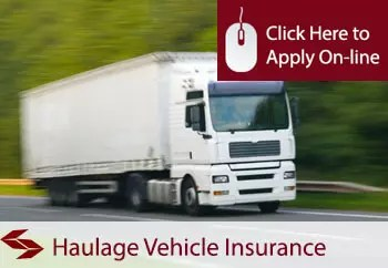 haulage vehicle insurance
