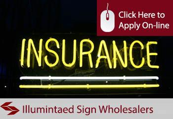 illuminated sign wholesalers insurance